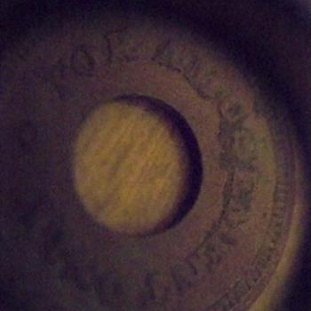 O.K. AMUSMENT TOKENS>>>FOUND METAL DETECTING