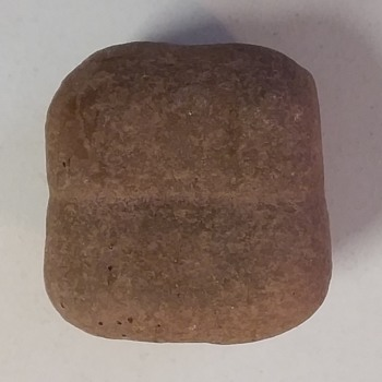 Grooved Hammer Stone  - Native American