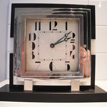 french japy clock - Clocks