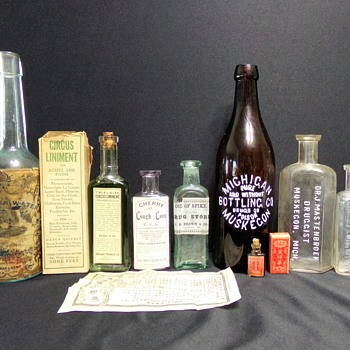 Bottles From Bottle Show