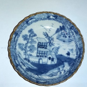 Recent Estate  find mid 18th century Chinese Western Export ware - Asian