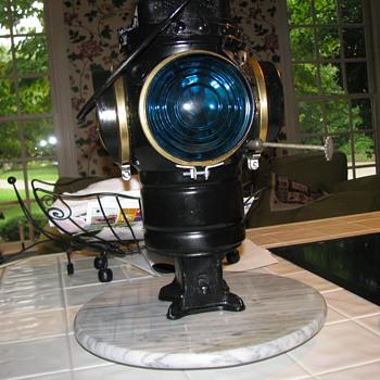 Finally redid my Adlake Switch Lantern