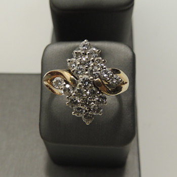 My Grandmother's Ring - 14KP - Fine Jewelry