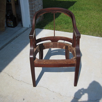 B.L. Marble Mystery Chair - Furniture
