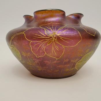 Loetz Etching Ink DEK 624 - Art Glass