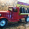 1930's Metalcraft type 215 with electric lights Coca Cola truck