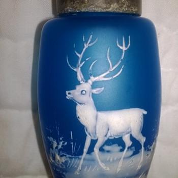 Phoenix Glass Elk shaker - Art Glass