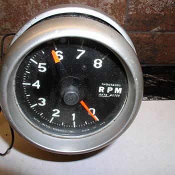 Auto Meter Tachometer - Classic Cars