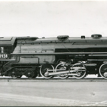 Union Pacific RR Challenger #3938 Paster - Photographs