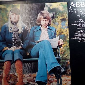 "ABBA "" Greatest Hits"" - Records"