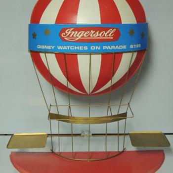 Ingersoll Balloon display