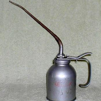 1960's - Eagle USA Tru-Test Spout Oiler - Petroliana