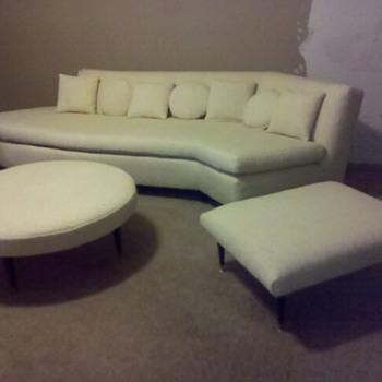 mid century couch? need info - Furniture