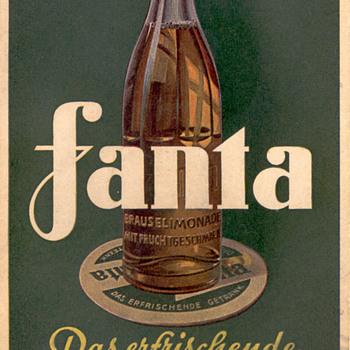German Fanta 1941 - Signs