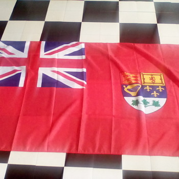 "The Canadian""Red Ensign"" - Military and Wartime"