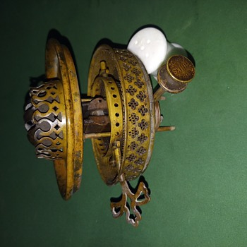 4 oil lamps burner - Lamps