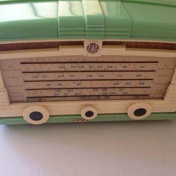50's AWA Radio - Radios