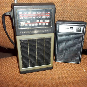 Vintage radios - Radios