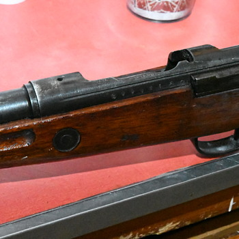 rifle id? - Military and Wartime