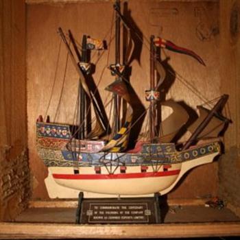 Guinness Galleon Ship - Breweriana