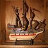 Guinness Galleon Ship