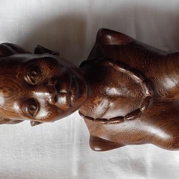 Buste d'une africaine - Fine Art