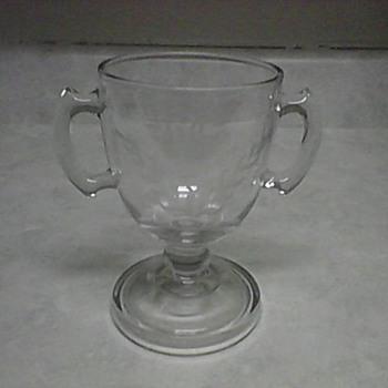 CRYSTAL LOVING CUP