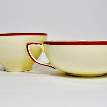 SUSIE COOPER-ENGLAND /1930'S - Pottery
