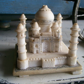 Soapstone India Carving