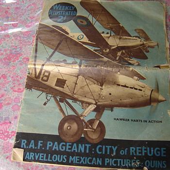 old magazen - Paper