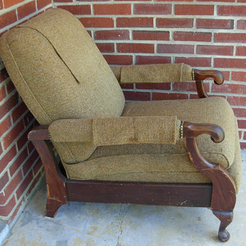 The Beautiful Streit  Slumber  Chair & Antique and Vintage Chairs | Collectors Weekly islam-shia.org