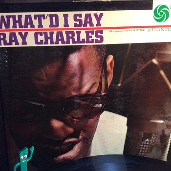 Ray ,what you Say  - Records