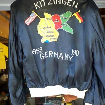 Kitzingen, Germany 1959 - 1960 souvenir coat ?