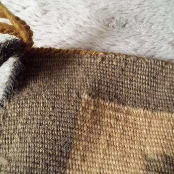 More photos of my Navajo(?) rug - Native American