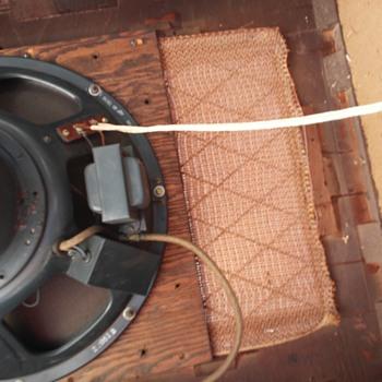 Speaker? Amp? - Electronics