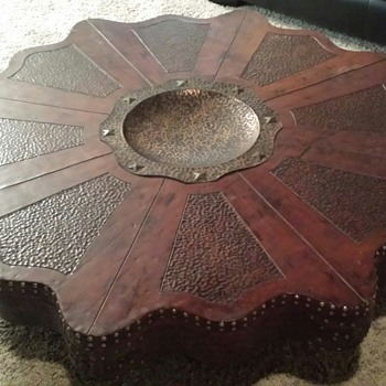 Antique Coffee Table - Furniture