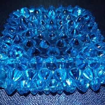 Fenton Salt Cellar - Glassware