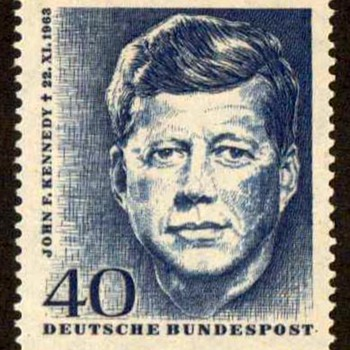 Collectible German Stamps