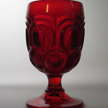 Ruby Glasses - Glassware