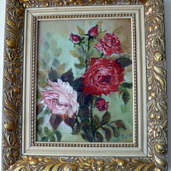 Beautiful Roses - Fine Art
