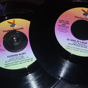 45 RPM SINGLE(S)....#207-#208 - Records