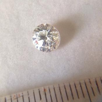 Dirty cut stone  - Gemstones