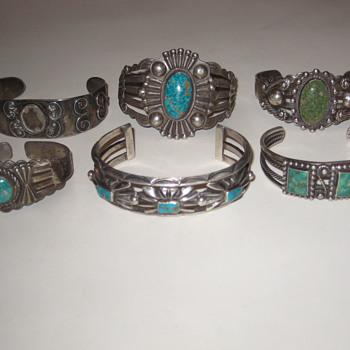 Southwest Indian Bracelets - Fine Jewelry