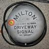 1960's MILTON Driveway Signal Bell