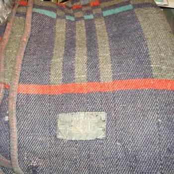 Old Family Blanket