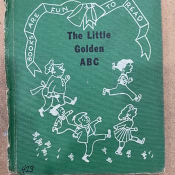 The Little Golden ABC - Books