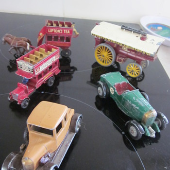 match box cars - Model Cars