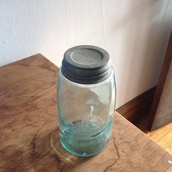 Jar I've never seen before - Bottles