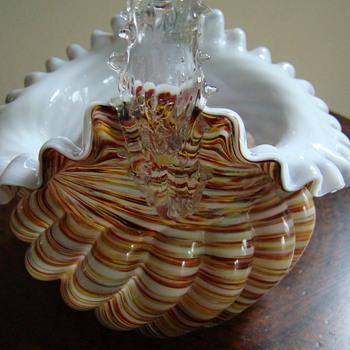 And more Welz baskets - Art Glass
