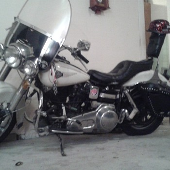 1984 FLHX 1340 ELECTRA GLIDE SPECIAL EDITION